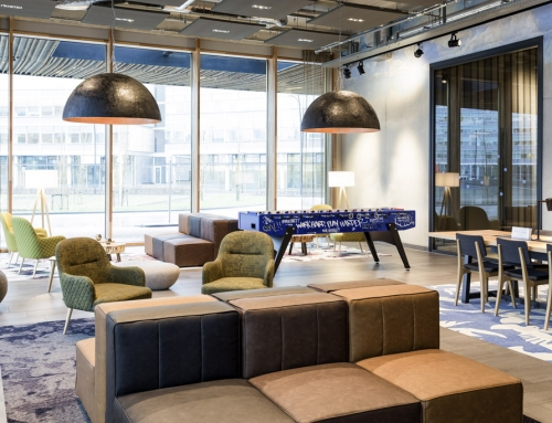In The Picture: Vinanda Paap – Novotel Amsterdam Schiphol